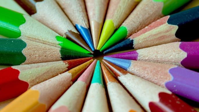 värikynä